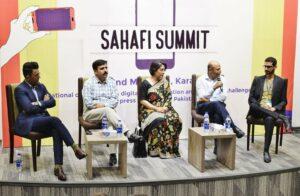 World Press Freedom Day: 'Sahafi Summit' brings together